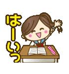 JK(女子高生)スタンプ♥【セーラー服編】(個別スタンプ:4)