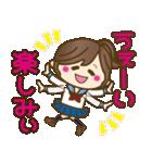 JK(女子高生)スタンプ♥【セーラー服編】(個別スタンプ:11)