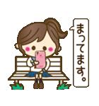 JK(女子高生)スタンプ♥【セーラー服編】(個別スタンプ:15)