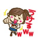 JK(女子高生)スタンプ♥【セーラー服編】(個別スタンプ:25)