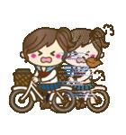 JK(女子高生)スタンプ♥【セーラー服編】(個別スタンプ:28)