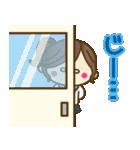 JK(女子高生)スタンプ♥【セーラー服編】(個別スタンプ:31)