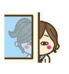 JK(女子高生)スタンプ♥【セーラー服編】(個別スタンプ:32)
