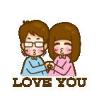 In love 03(個別スタンプ:05)