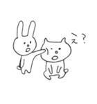 ひろみちゃんとにゃんこ(個別スタンプ:01)