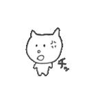 ひろみちゃんとにゃんこ(個別スタンプ:04)