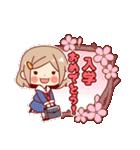 お祝いガール*★季節行事・イベント編★*(個別スタンプ:10)