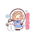 お祝いガール*★季節行事・イベント編★*(個別スタンプ:17)
