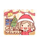 お祝いガール*★季節行事・イベント編★*(個別スタンプ:18)