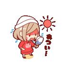 お祝いガール*★季節行事・イベント編★*(個別スタンプ:29)