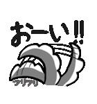 黒柴Gちゃん。(個別スタンプ:2)
