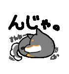 黒柴Gちゃん。(個別スタンプ:38)