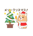 いたわりコーギー★季節行事・イベント編★(個別スタンプ:22)
