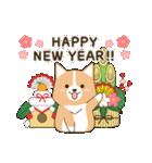いたわりコーギー★季節行事・イベント編★(個別スタンプ:28)