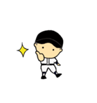 がんばれ野球部3【ときどき審判編】(個別スタンプ:04)