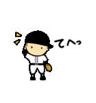 がんばれ野球部3【ときどき審判編】(個別スタンプ:07)