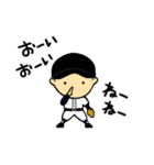がんばれ野球部3【ときどき審判編】(個別スタンプ:22)