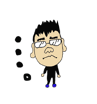 たけしのぴー第2(個別スタンプ:01)