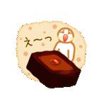 チョコレートandバレンタイン(個別スタンプ:27)