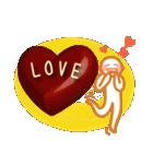 チョコレートandバレンタイン(個別スタンプ:36)