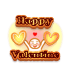 チョコレートandバレンタイン(個別スタンプ:37)