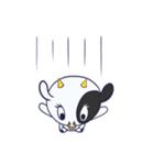 牛乳大好きウシ娘(個別スタンプ:36)