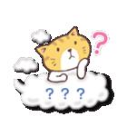 トラちゃん雲に乗る(個別スタンプ:18)