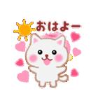 すきすき♥白ねこさん