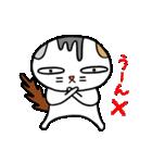 猫とフクロウ(個別スタンプ:17)
