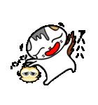 猫とフクロウ(個別スタンプ:21)