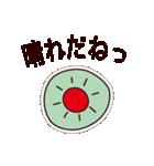 ぺたぺた日常ちゃん(個別スタンプ:17)
