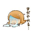 ポジ子とネガ子(個別スタンプ:08)