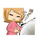 ポジ子とネガ子(個別スタンプ:25)