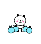 にっこりパンダ1【日常1】(個別スタンプ:06)