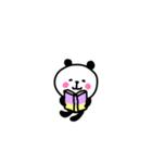 にっこりパンダ1【日常1】(個別スタンプ:29)