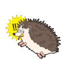 うつろなハリネズミ(個別スタンプ:6)