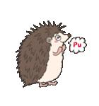 うつろなハリネズミ(個別スタンプ:23)
