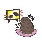 うつろなハリネズミ(個別スタンプ:38)