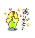 インコちゃん ラブリーな日常パック(個別スタンプ:27)