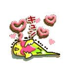 インコちゃん ラブリーな日常パック(個別スタンプ:34)