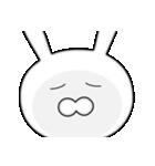 ドアップで迫る月から来たウサギ(個別スタンプ:25)