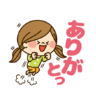 かわいい主婦の1日【春編】(個別スタンプ:03)