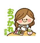 かわいい主婦の1日【春編】(個別スタンプ:05)