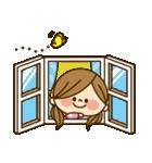 かわいい主婦の1日【春編】(個別スタンプ:26)