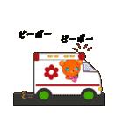 【ラッキーカプセル】お大事にカプセル(個別スタンプ:09)