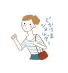 おしゃれなコトバ(個別スタンプ:02)