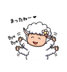 子羊のラムちゃん(個別スタンプ:16)