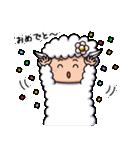 子羊のラムちゃん(個別スタンプ:24)