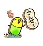 癒しのお薬・カプセルインコちゃん(個別スタンプ:33)