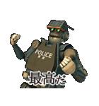 ロボット警察(個別スタンプ:30)